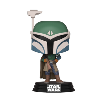 Funko POP! Vinyl Star Wars The Mandalorian: Covert Mandalorian - Pre-order